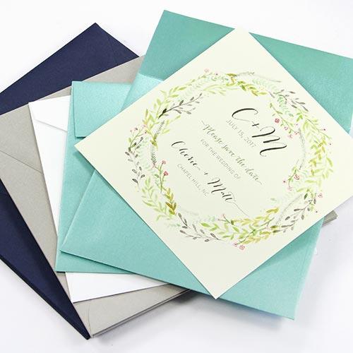 kvadratne kuverte