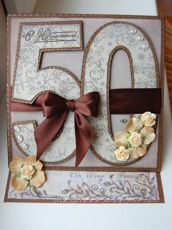 Vabilo za rojstni dan 50