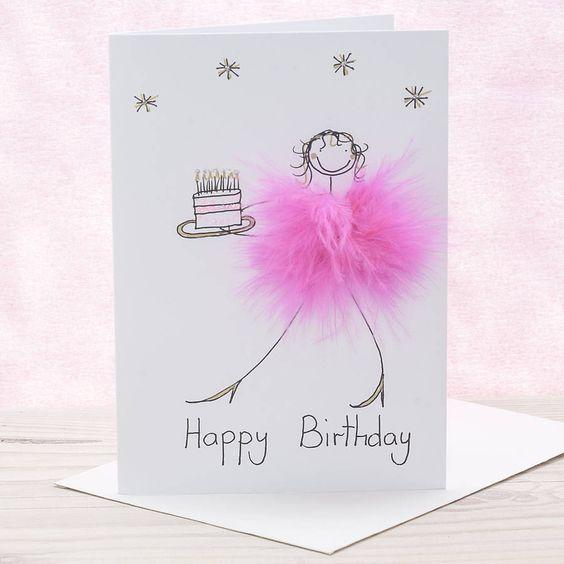 Enostavna čestitka za rojstni dan